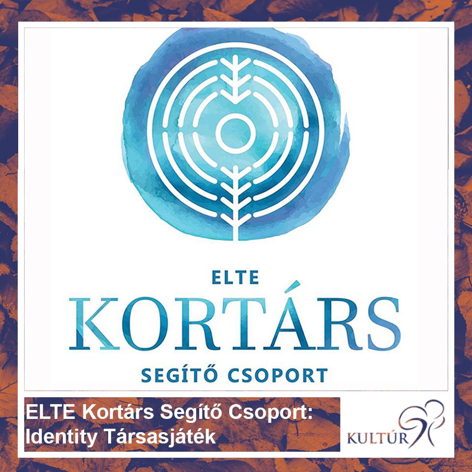 ELTE Kortárs Segítő Csoport: Identity Társasjáték