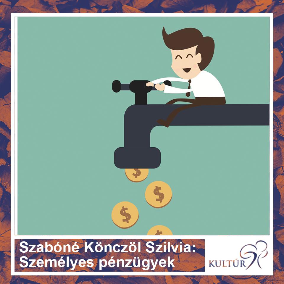 Szabóné Könczöl Szilvia: Személyes pénzügyek képzés