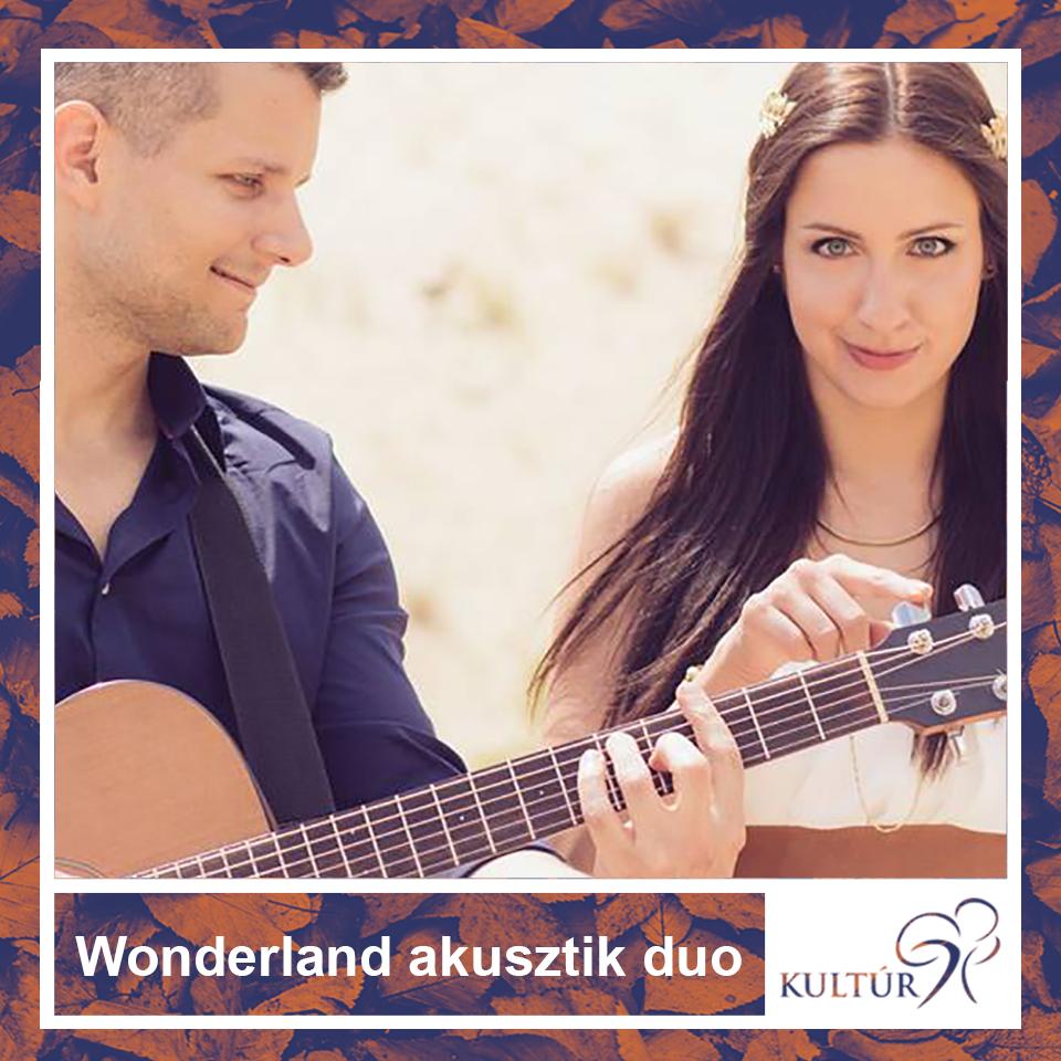 Wonderland akusztikus duo